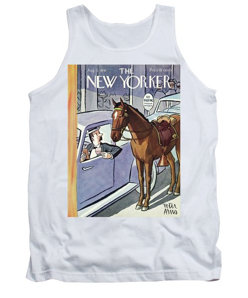 New Yorker August 2 1941 Tank Top