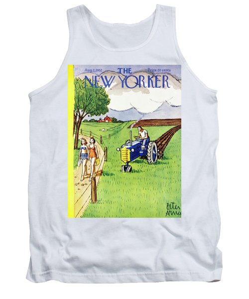 New Yorker August 2 1952 Tank Top