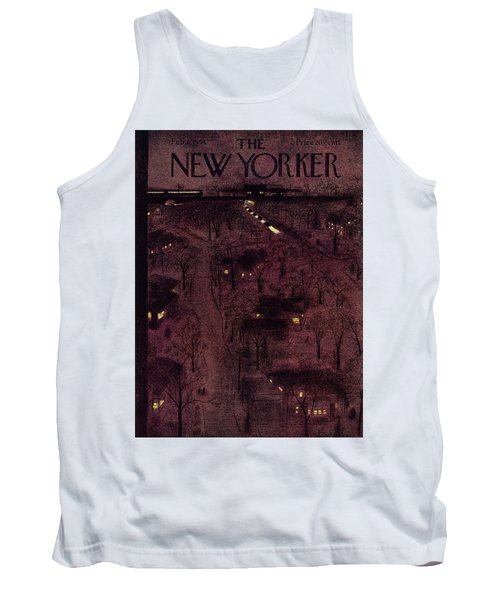 New Yorker February 6 1954 Tank Top