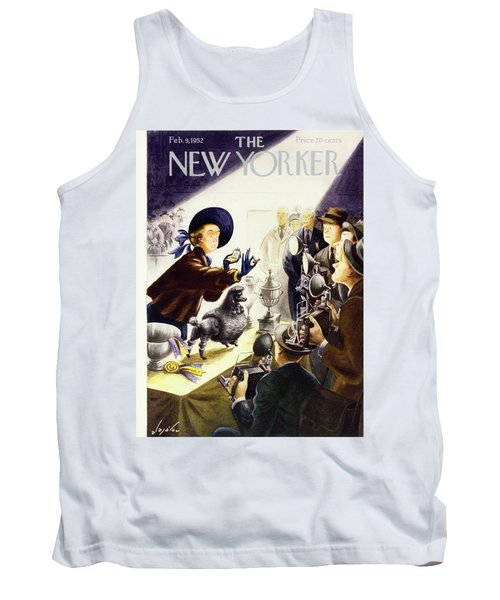 New Yorker February 9 1952 Tank Top