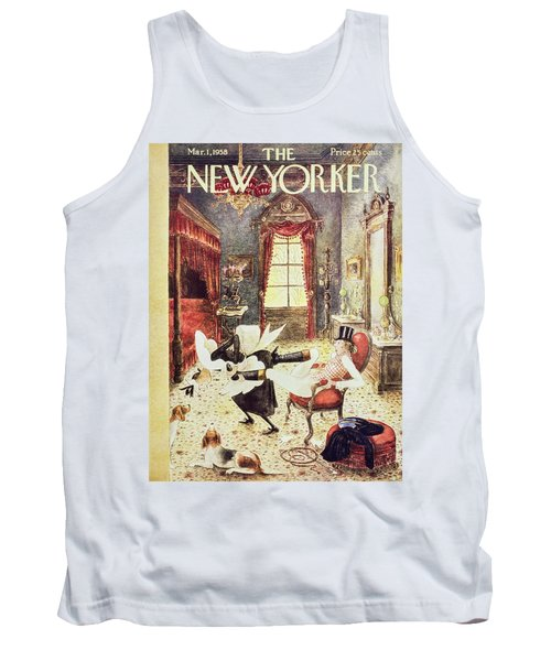 New Yorker March 1 1958 Tank Top