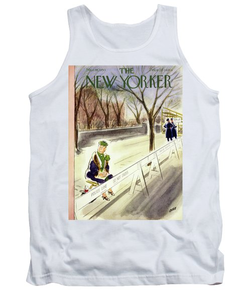 New Yorker March 18 1950 Tank Top