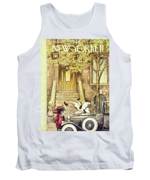 New Yorker May 16 1953 Tank Top