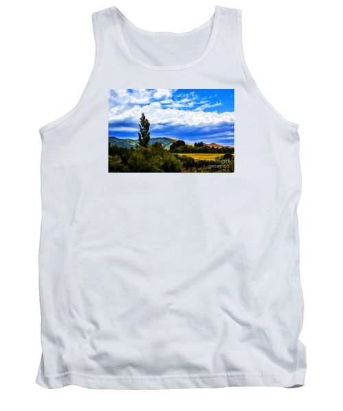 New Zealand Legacy Tank Top