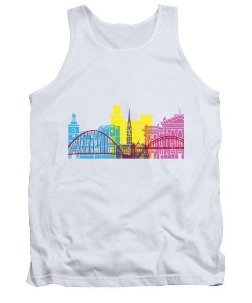 Newcastle Skyline Pop Tank Top