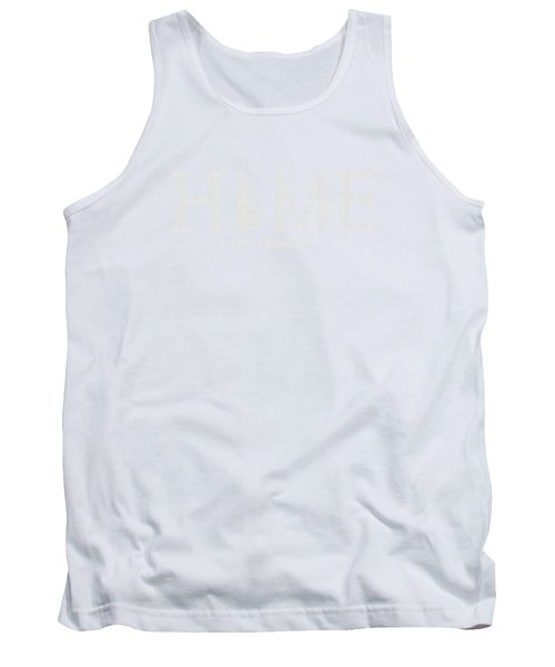 Nh Home Tank Top by Nancy Ingersoll