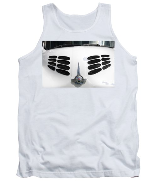 Tank Top featuring the photograph Nice Grills by Stephen Mitchell