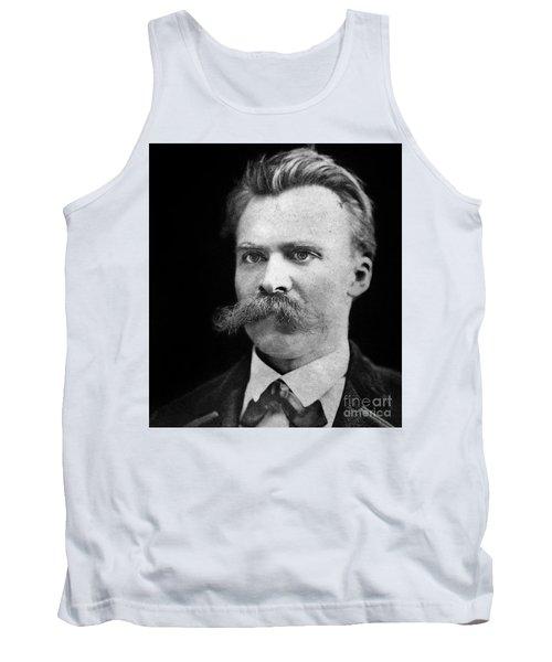 Nietzsche Tank Top