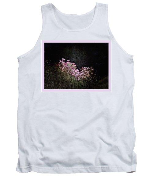 Night Flowers Tank Top by YoMamaBird Rhonda