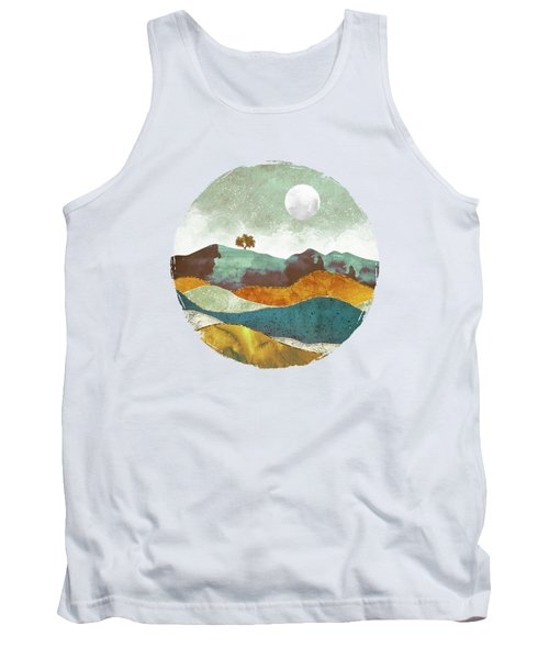Night Fog Tank Top