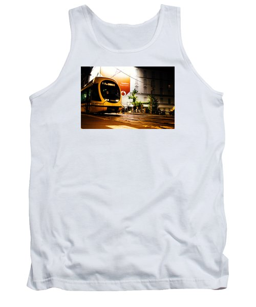 Night Walk In Milan Tank Top