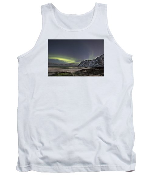 Night Waves Tank Top