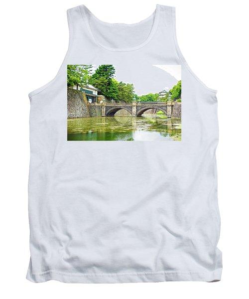 Nijubashi Bridge Tank Top
