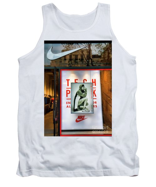 Nike Color Retail Store Barcelona Retail  Tank Top