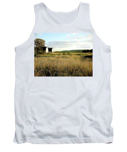 Nisqually Two Barns Tank Top
