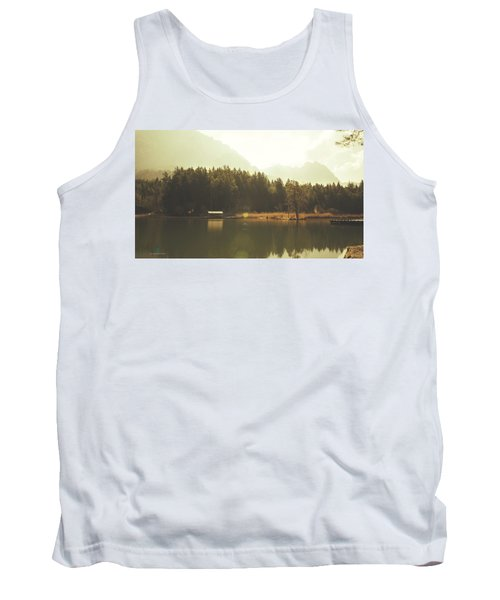 No Ceiling Tank Top