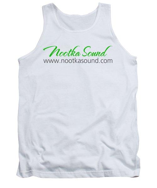Nootka Sound Logo #10 Tank Top by Nootka Sound