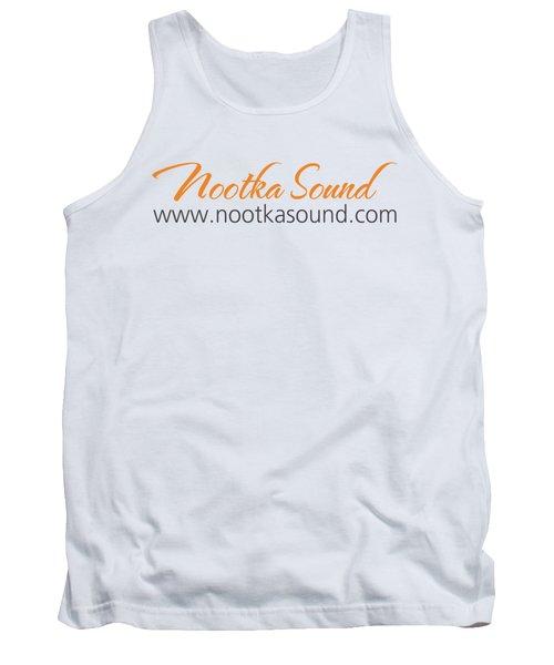 Nootka Sound Logo #12 Tank Top by Nootka Sound