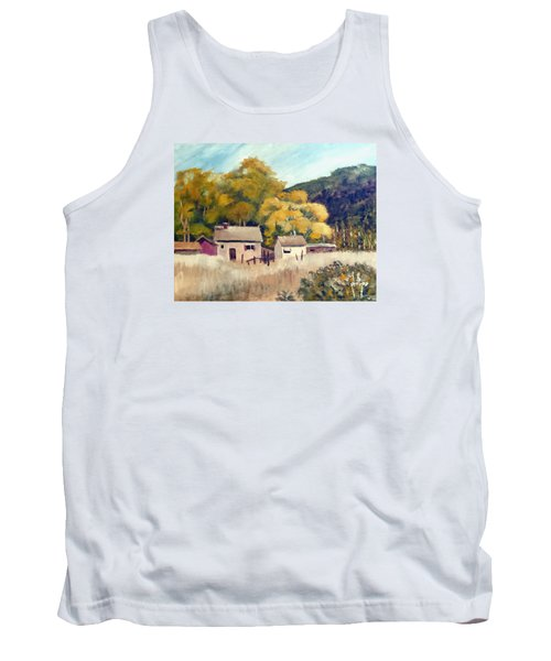 North Carolina Foothills Tank Top