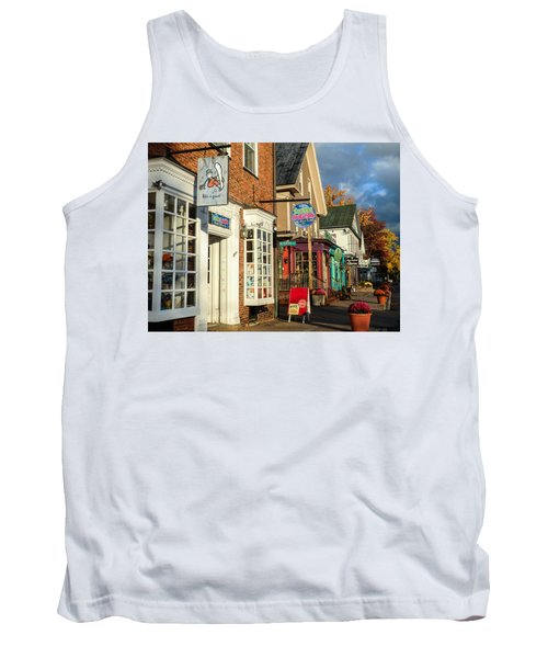 North Conway Village 2 Tank Top