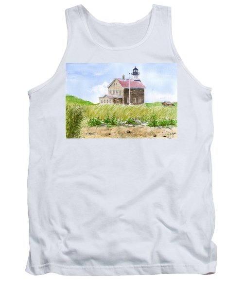 North Light - Block Island Tank Top