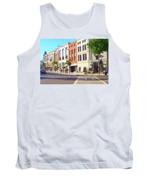 North Rodeo Drive Tank Top