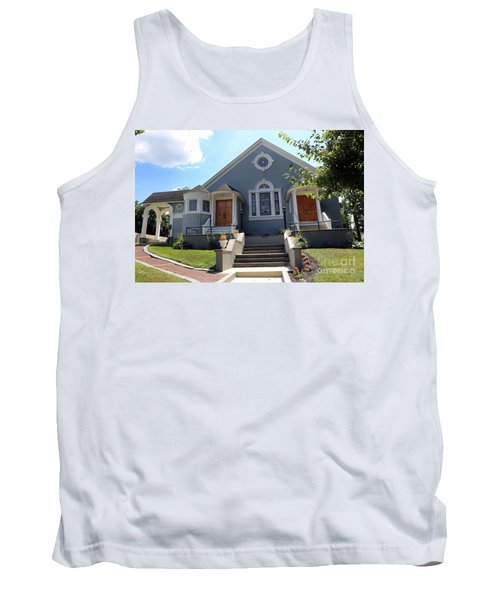 North Shore Assembly Of God Church Tank Top