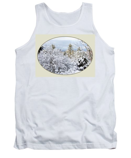northeast USA photography button Tank Top by Lise Winne