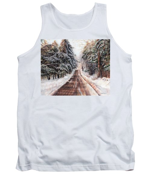 Northeast Winter Tank Top