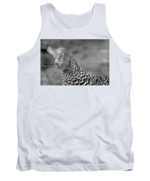 Not Your Chicken Dinner Tank Top