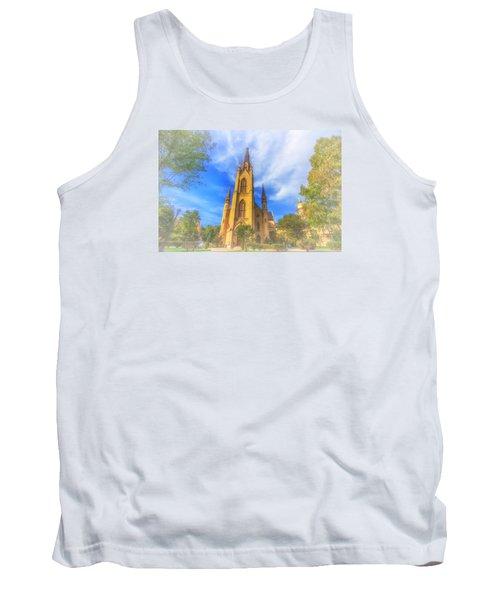 Notre Dame University 5 Tank Top