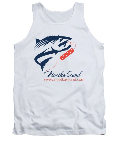 Ns Logo #3 Tank Top by Nootka Sound