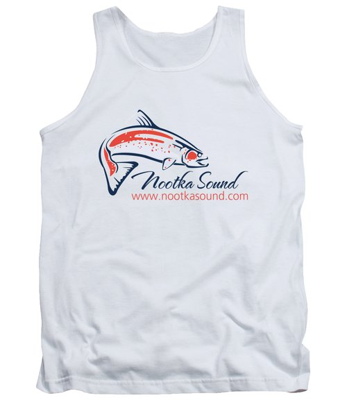 Ns Logo #4 Tank Top by Nootka Sound