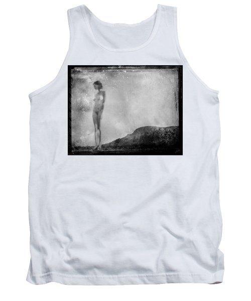Nude On The Fence, Galisteo Tank Top