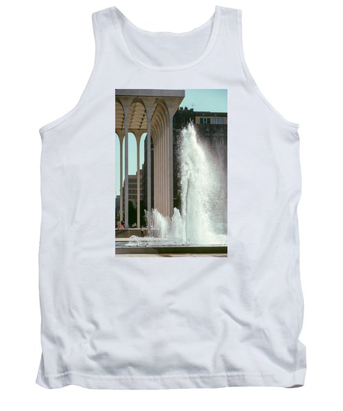 Nwnl Fountains - July 1973 Tank Top