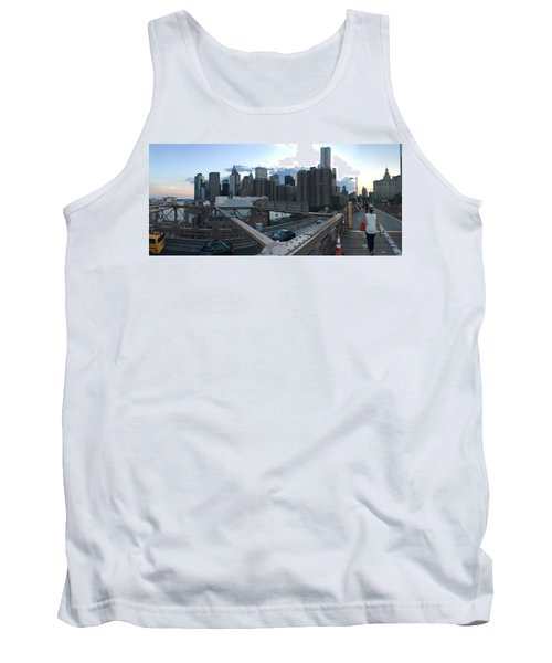 NYC Tank Top by Ashley Torres