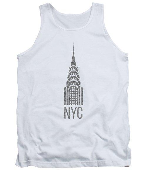 Nyc New York City Graphic Tank Top