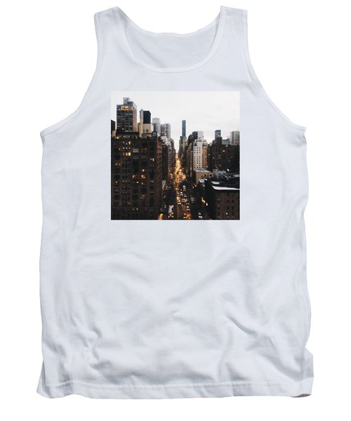Nyc View Tank Top