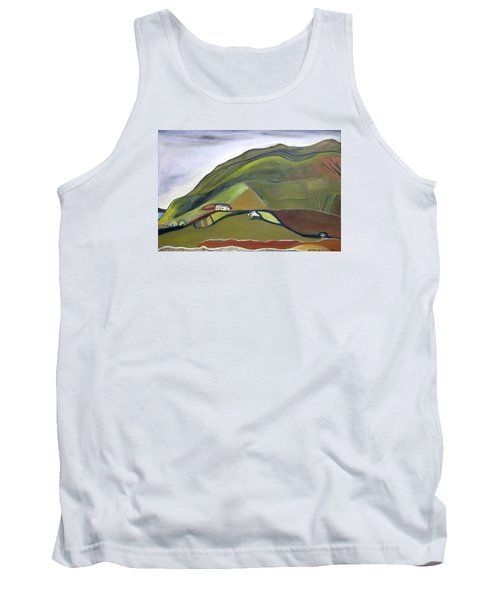 O Mountains That You Skip Tank Top