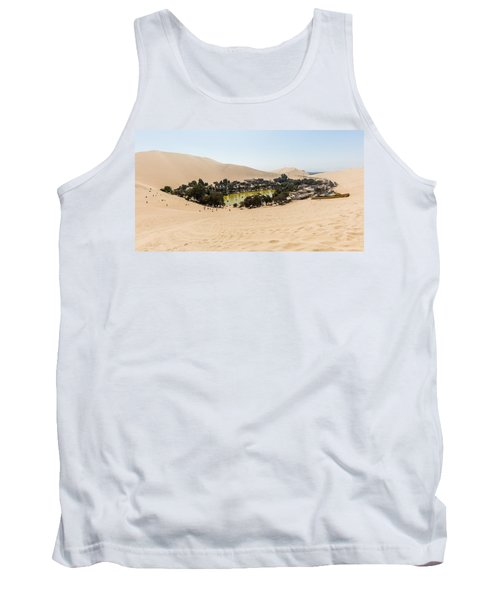 Oasis De Huacachina Tank Top