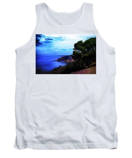 Tank Top featuring the photograph Ocean Hill by Joseph Hollingsworth