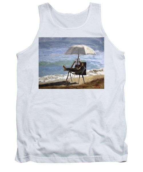 Ocean Reader Tank Top