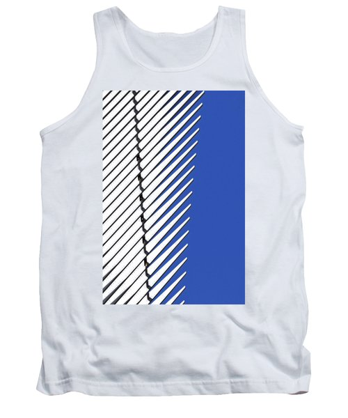 Oculus No. 3 Tank Top by Sandy Taylor