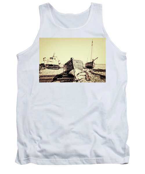Of Different Eras Tank Top