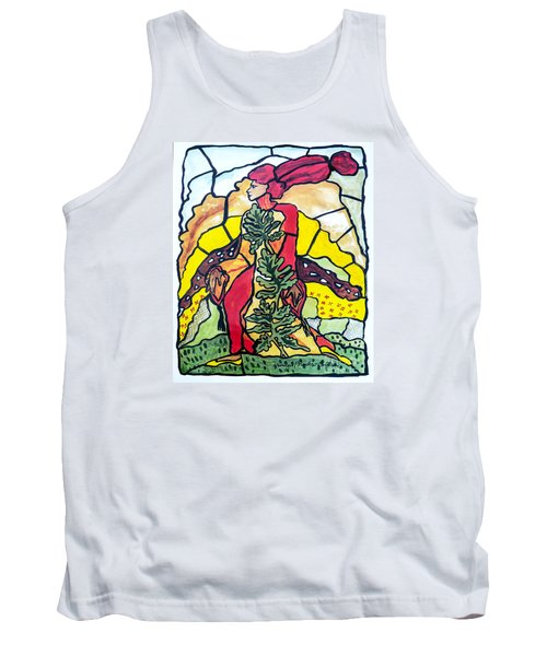 Of The Earth Tank Top