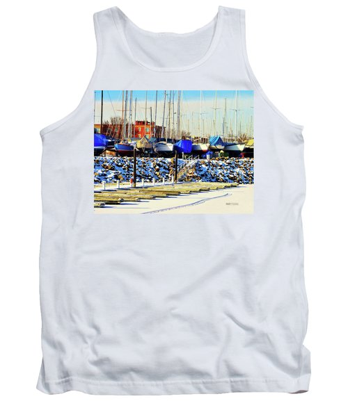 Off Season Tank Top