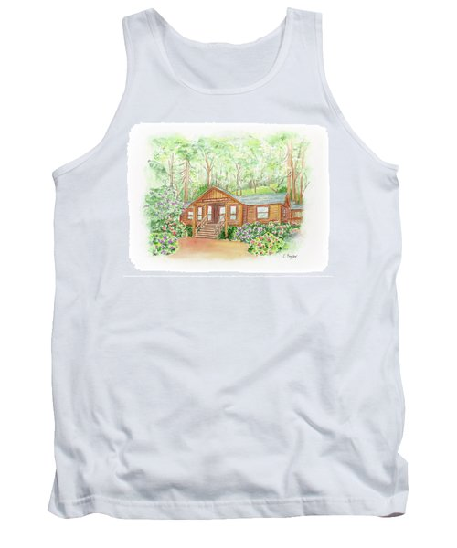 Office In The Park Tank Top