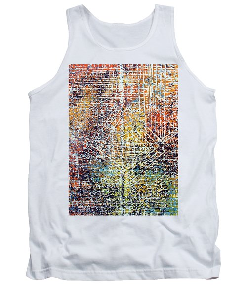 19-offspring While I Was On The Path To Perfection 19 Tank Top