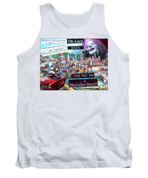 Oh Lord Tank Top