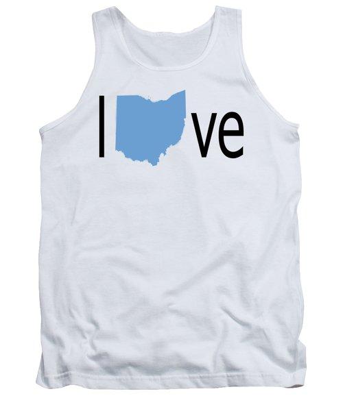 Ohio Love Tank Top